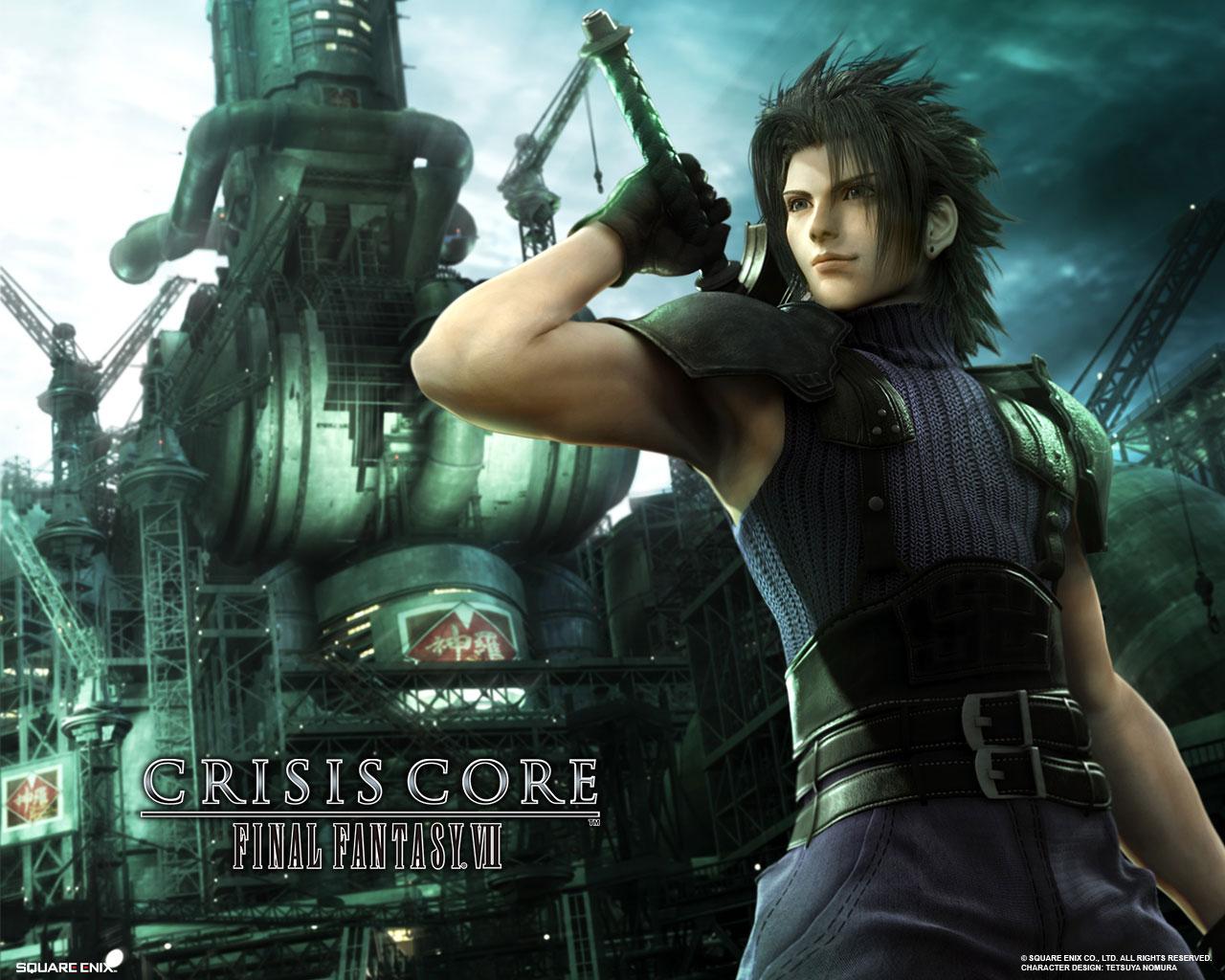 Final Fantasy Crisis Core !!